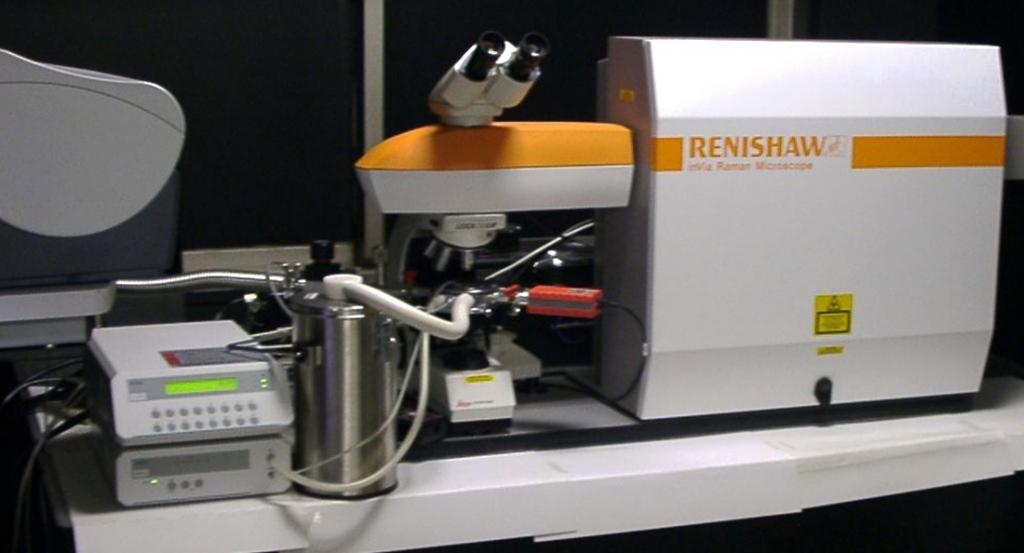 ラマン分光測定装置